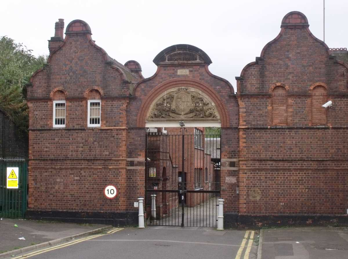 The Birmingham Gun Barrel Proof House - A Birmingham (Hidden) Gem!