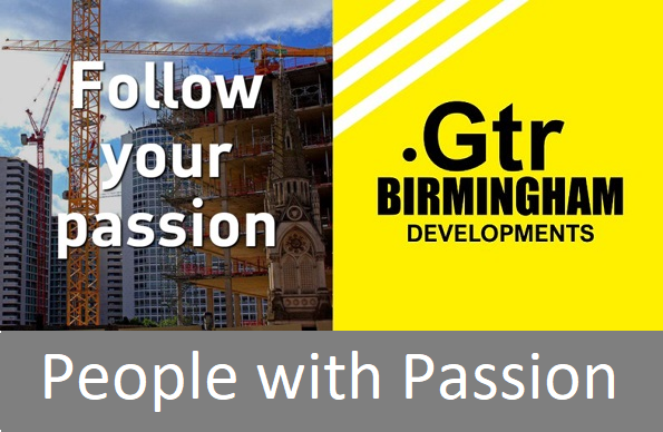 Team at Greater Birmingham Developments latest to partner ItsyourBuild