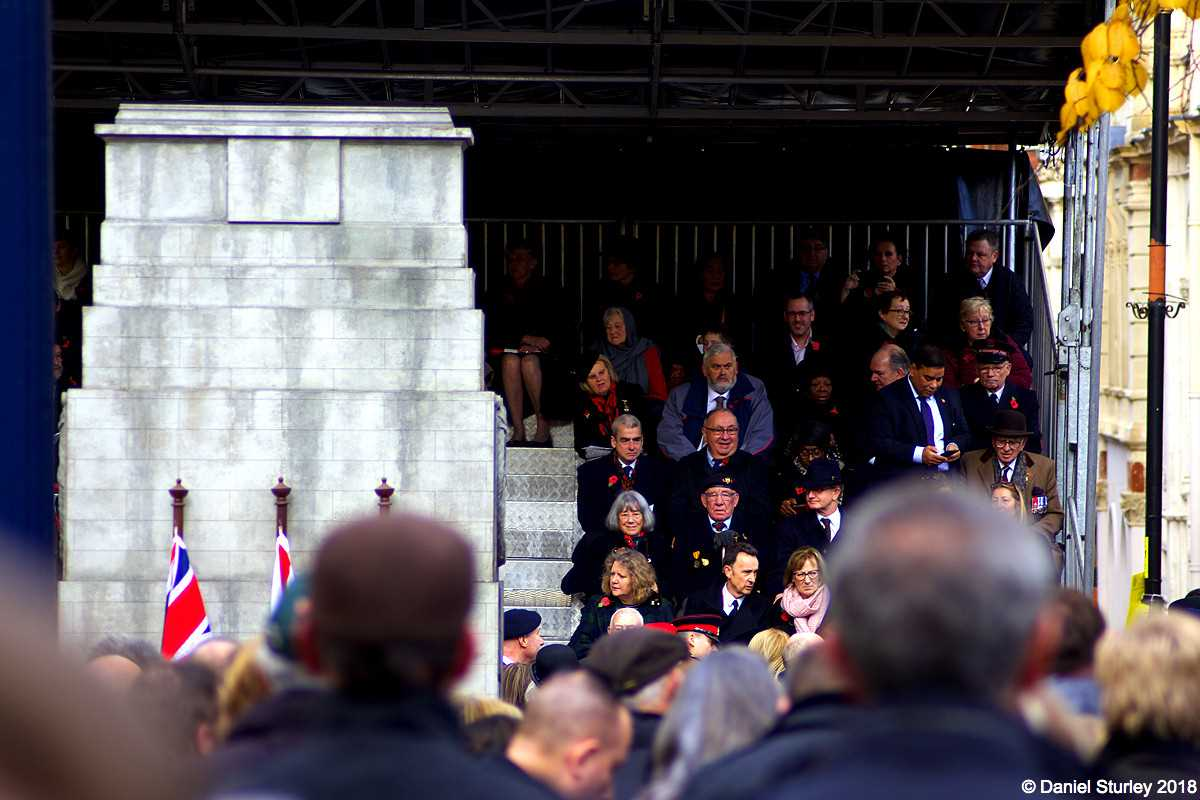 Remembrance Day in Birmingham - through the years