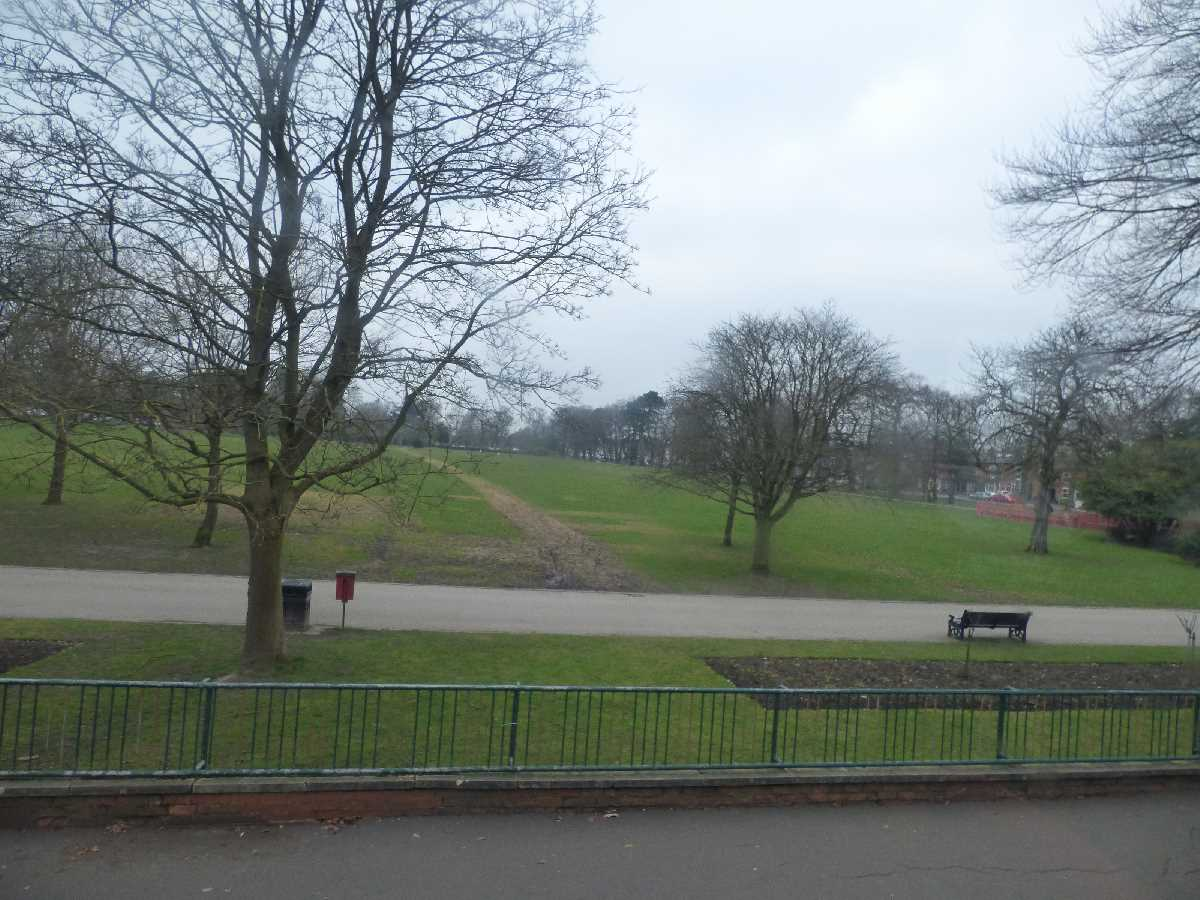 Parks around the no 11 Outer Circle Bus Route: from Kings Heath Park to Swanshurst Park and beyond